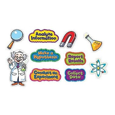Creative Teaching Press™ Stickers, Science Lab