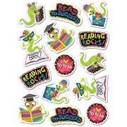 Creative Teaching Press™ Stickers, Reading Rocks!