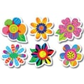 Creative Teaching Press™ Poppin' Patterns® 10in. Jumbo Designer Cut-Outs, Spring Flowers