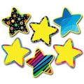 Creative Teaching Press™ Poppin' Patterns® 10in. Jumbo Designer Cut-Outs, Stars