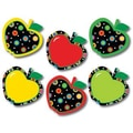Creative Teaching Press™ 10in. Jumbo Designer Cut-Outs, Dots On Black Apples