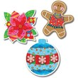 Creative Teaching Press™ 10in. Jumbo Designer Cut-Outs, Holiday Cheer