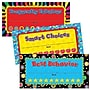 Creative Teaching Press Punch Card, Recognition