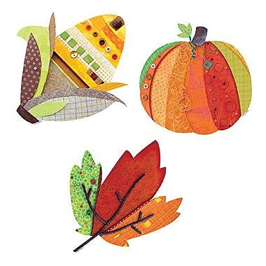 Creative Teaching Press™ 6in. Designer Cut-Outs, Autumn Harvest