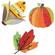 "Creative Teaching Press 6"" Designer Cut-Outs, Autumn Harvest"