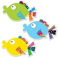 Creative Teaching Press™ 10in. Jumbo Designer Cut-Outs, Fancy Fish