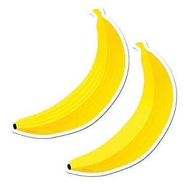 Creative Teaching Press™ 6in. Designer Cut-Outs, Bananas