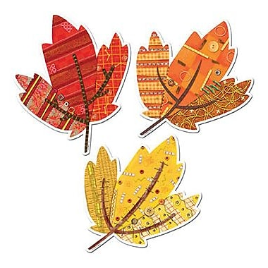 Creative Teaching Press™ 6in. Designer Cut-Outs, Autumn Leaves