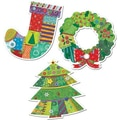 Creative Teaching Press™ 6in. Designer Cut-Outs, Winter Holiday