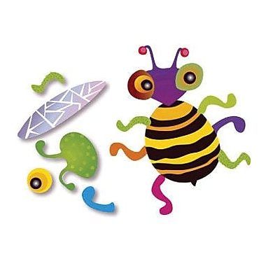 Dowling Magnets® Build A Bug Magnet Set