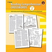 Edupress® Reading Comprehension, Crosswords, Grades 4th