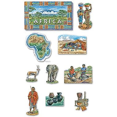 Edupress® Bulletin Board Set, Africa