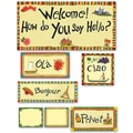 Edupress® Bulletin Board Set, Multicultural Welcome