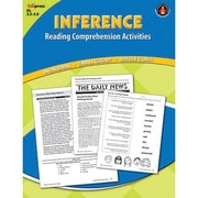 Edupress® Inference Reading Comprehension Activity Book