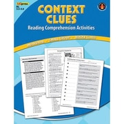 Edupress® Context Clues Reading Comprehension Book