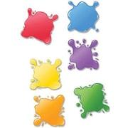 Edupress® Mini Bulletin Board Accents, Paint Splotches
