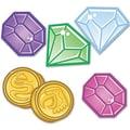 Edupress® Mini Bulletin Board Accents, Coins and Gems