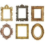Edupress® Toddler - 12th Grades Bulletin Board Accents, Fancy Frames