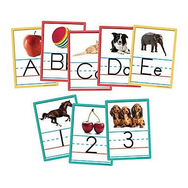 Edupress® Toddler - 3rd Grades Instructional Accents, Alphabet and Numbers