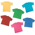 Edupress® Toddler - 6th Grades Bulletin Board Accents, T-Shirts