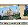 Edupress® Pre School - 12th Grades Straight Photo Border, Around The World