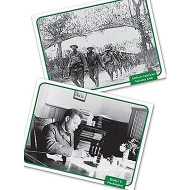Edupress® Black History Social Studies Cards, Grades 3rd+