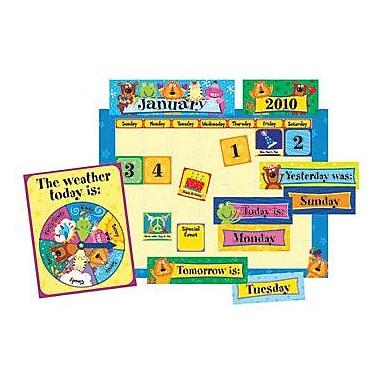 Edupress® Mini Bulletin Board Set, Animal Fun Calendar Kit