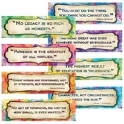 Edupress® Mini Bulletin Board Set, Character Quotes