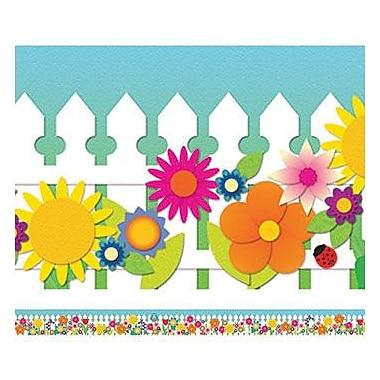 Edupress® Spotlight Border, Spring Garden