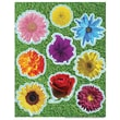 Eureka® Stickers, Photo Flower Glitter