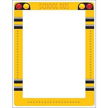 Eureka School Bus Computer Paper 11