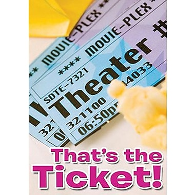 Eureka® Movie Theme Teacher Postcard