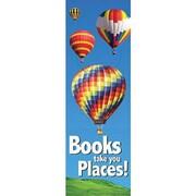 Eureka® Books Take You Places Bookmark, Grades preschool - 6th
