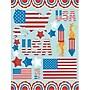 Eureka® Window Cling, US Flag