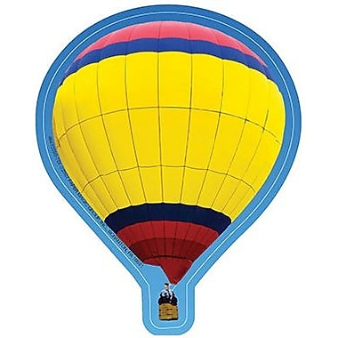 Eureka® Toddler - 12th Grades Paper Cut-Outs, Hot Air Balloons