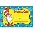 Eureka® Dr. Seuss Cat in the Hat Reward Punch Card