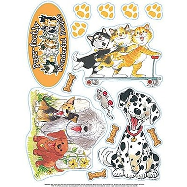 Eureka® Window Cling, Wags and Whiskers