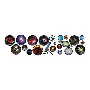 Eureka® Bulletin Board Set, Hubble Images Decorative