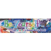 Eureka® 1st - 8th Grades Jambo Banner, Be Yourself An Original