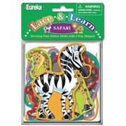Eureka® Safari Animals Lace and Learn