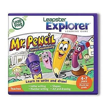 LeapFrog® Learning Game Mr. Pencil Saves Doodleburg
