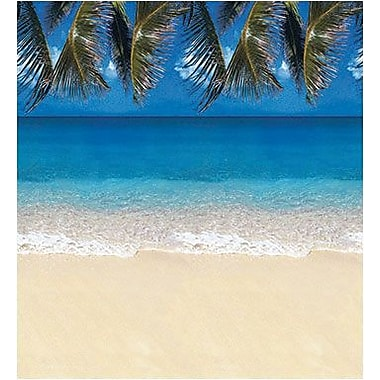 Pacon® Fadeless® Design Paper, Tropical Beach, 48in. x 12'