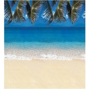 Pacon® Fadeless® Design Paper, Tropical Beach, 48 x 12'