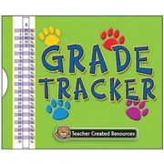 Teacher Created Resources® Paw Prints Grade Tracker