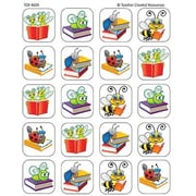 Teacher Created Resources® Stickers, Book Bug