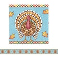 Teacher Created Resources® P-12th Grades Straight Bulletin Board Border Trim, We Are Thankful