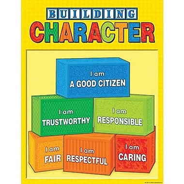 Teacher Created Resources® Building Character Chart
