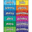 Teacher Created Resources® Months of The Year Spanish Chart