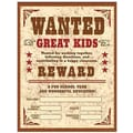 Teacher's Friend® Wild West Wanted Chart