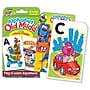 Trend Enterprises® Alphabet Old Mudd Challenge Cards, Grades